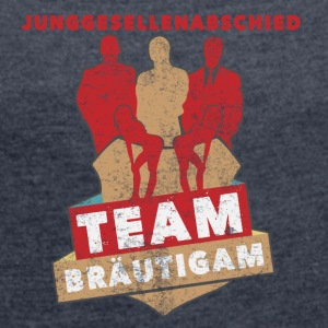 Team Brautigam - Women´s Roll Cuff T-Shirt