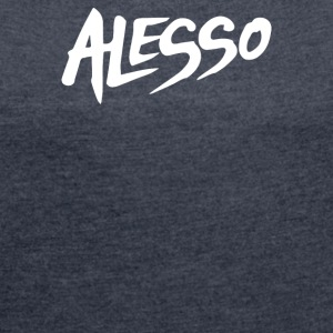 Alesso House - Women´s Rolled Sleeve Boxy T-Shirt