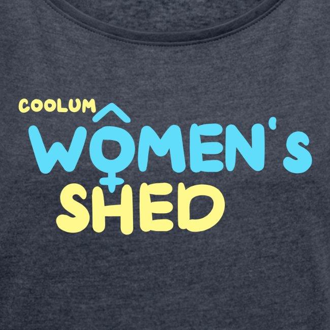 Coolum Women's Shed Tshirts