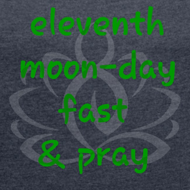 108-lSa Inspi-Shirt-98 eleventh moon day