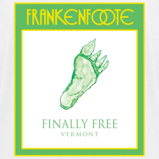 frankenfoote text png