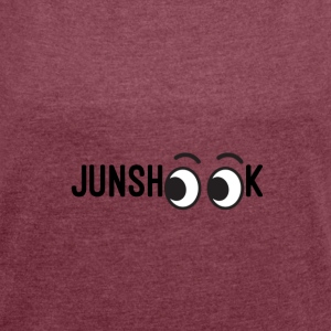 Jungshook - Women's Roll Cuff T-Shirt