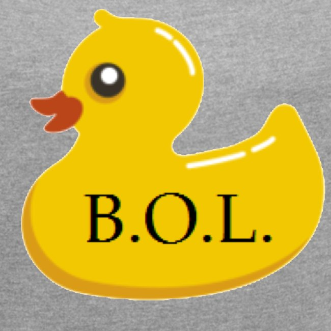 Official B.O.L. Ducky Duck Logo