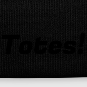 Totes! - Knit Cap with Cuff Print