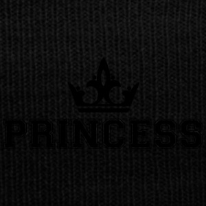 Princess_with_crown1 - Knit Cap with Cuff Print