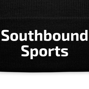 The Southbound Sports Title - Knit Cap with Cuff Print