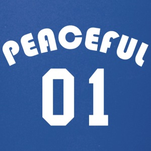 Peaceful 01 - Team Design (White Letters) - Full Color Mug