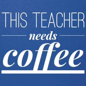 This teacher needs a coffee - Full Color Mug