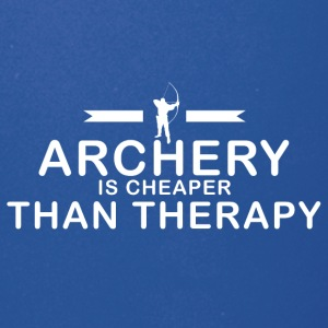 Archery is cheaper than therapy - Full Color Mug