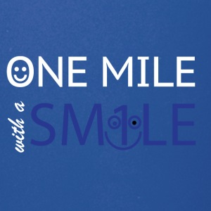 mile with a smile - Full Color Mug