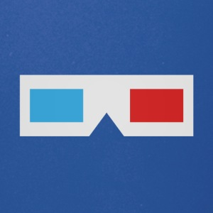 Classic 3D glasses - Full Color Mug