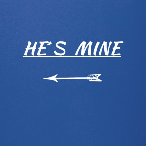 He´s mine - Full Color Mug