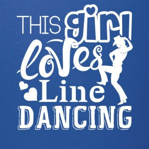 This Girl Loves Line Dancing Shirts - Full Color Mug