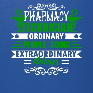 Pharmacy Technician Tee Shirt - Full Color Mug