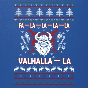 Falalala valhallala viking - Full Color Mug
