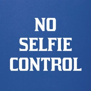 No selfie control - Full Color Mug