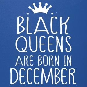Black queens are born in December - Full Color Mug