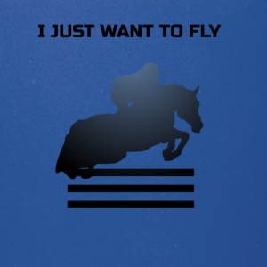WANT TO FLY - Full Color Mug