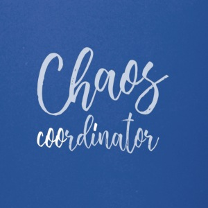 Chaos coordinator shirt - Full Color Mug