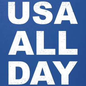 USA All Day - Full Color Mug