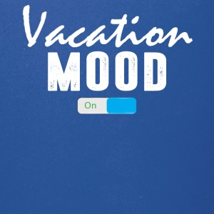 Vacation Mood on T-Shirt - Full Color Mug