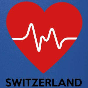 Heart Switzerland - Full Color Mug
