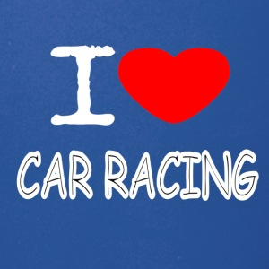 I LOVE CAR RACING - Full Color Mug