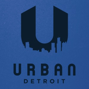 Urban Detroit - Full Color Mug
