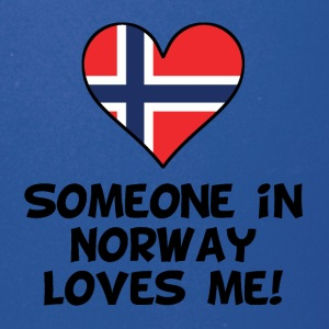 Someone In Norway Loves Me - Full Color Mug