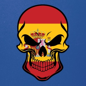 Spanish Flag Skull - Full Color Mug