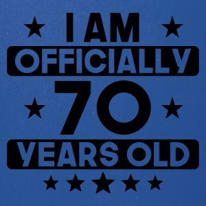 I Am Officially 70 Years Old 70th Birthday - Full Color Mug