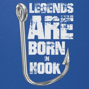 Legends Are Born in HOOK - Full Color Mug
