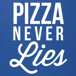 Pizza never Lies - Full Color Mug