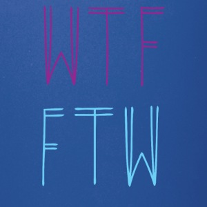WTF FWT - Full Color Mug