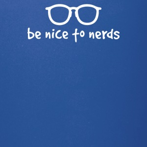 BE NICE TO NERDS - Full Color Mug