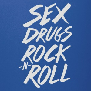 Sex Drugs Rock N Roll - Full Color Mug