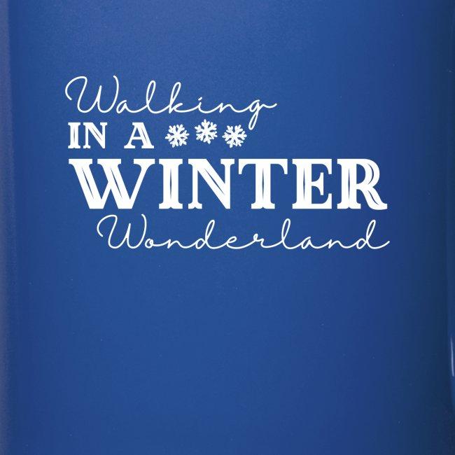 Walking In a Winter Wonderland - Holiday Design