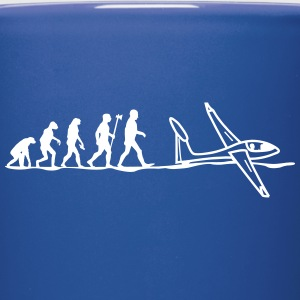 evolution glider pilot - Full Color Mug
