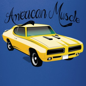 American Muscle Car - Full Color Mug