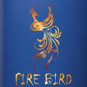 FIre bird on your shirt - Full Color Mug