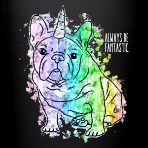 French Bulldog Bully Frenchie Unicorn Cute Gift - Full Color Mug
