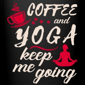 Coffee Yoga - Full Color Mug