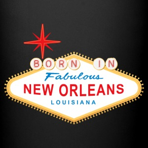 Born in New Orleans - Full Color Mug