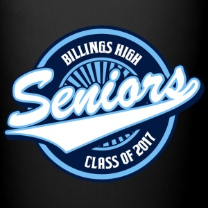 Billings High Seniors Class of 2017 - Full Color Mug