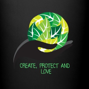 Create, Protect and Love - Full Color Mug