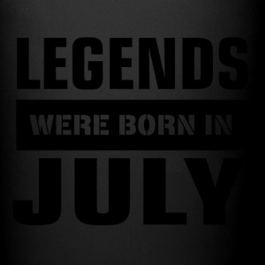 Legends were born in July - Full Color Mug