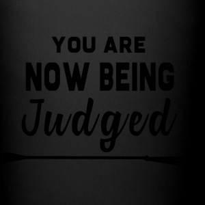 You Are Now Being Judged - Full Color Mug