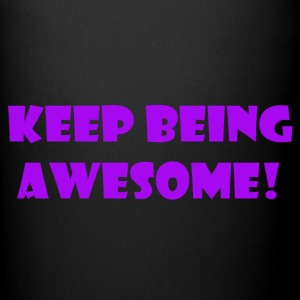 being awesome - Full Color Mug