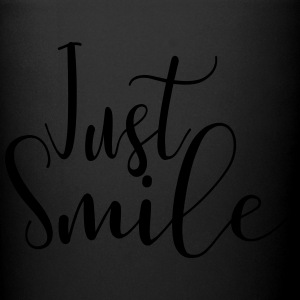 Just Smile - Full Color Mug
