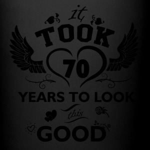 70 years and increasing in value - Full Color Mug